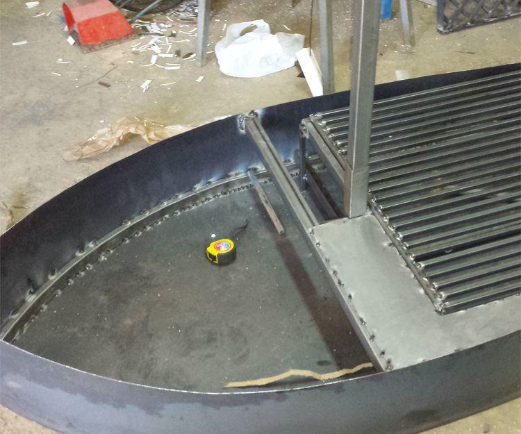 Trabajos de carpintería de aluminio