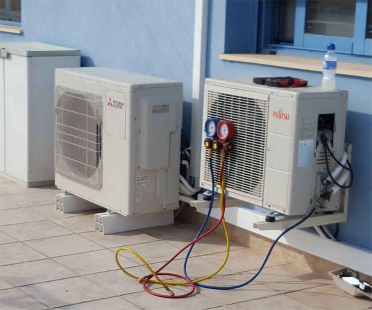 Refrigeración de edificios