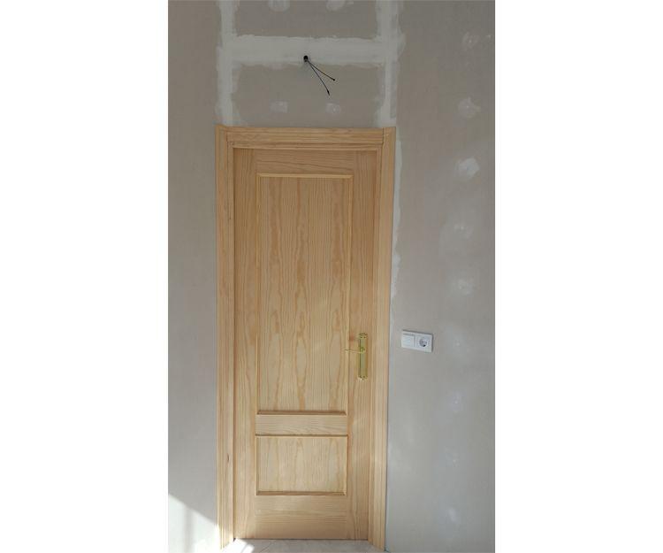 Puertas interiores de madera