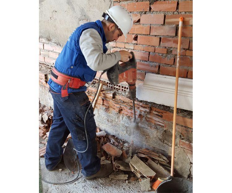 Profesionales en construcción de edificios en Mijas