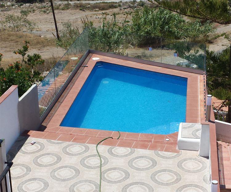 Construcción de piscinas en azotea