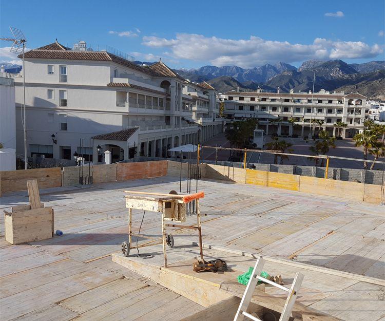 Edificios de obra nueva en Mijas