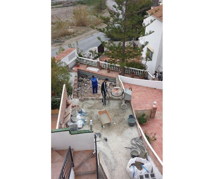 Proyectos de construcción de piscinas