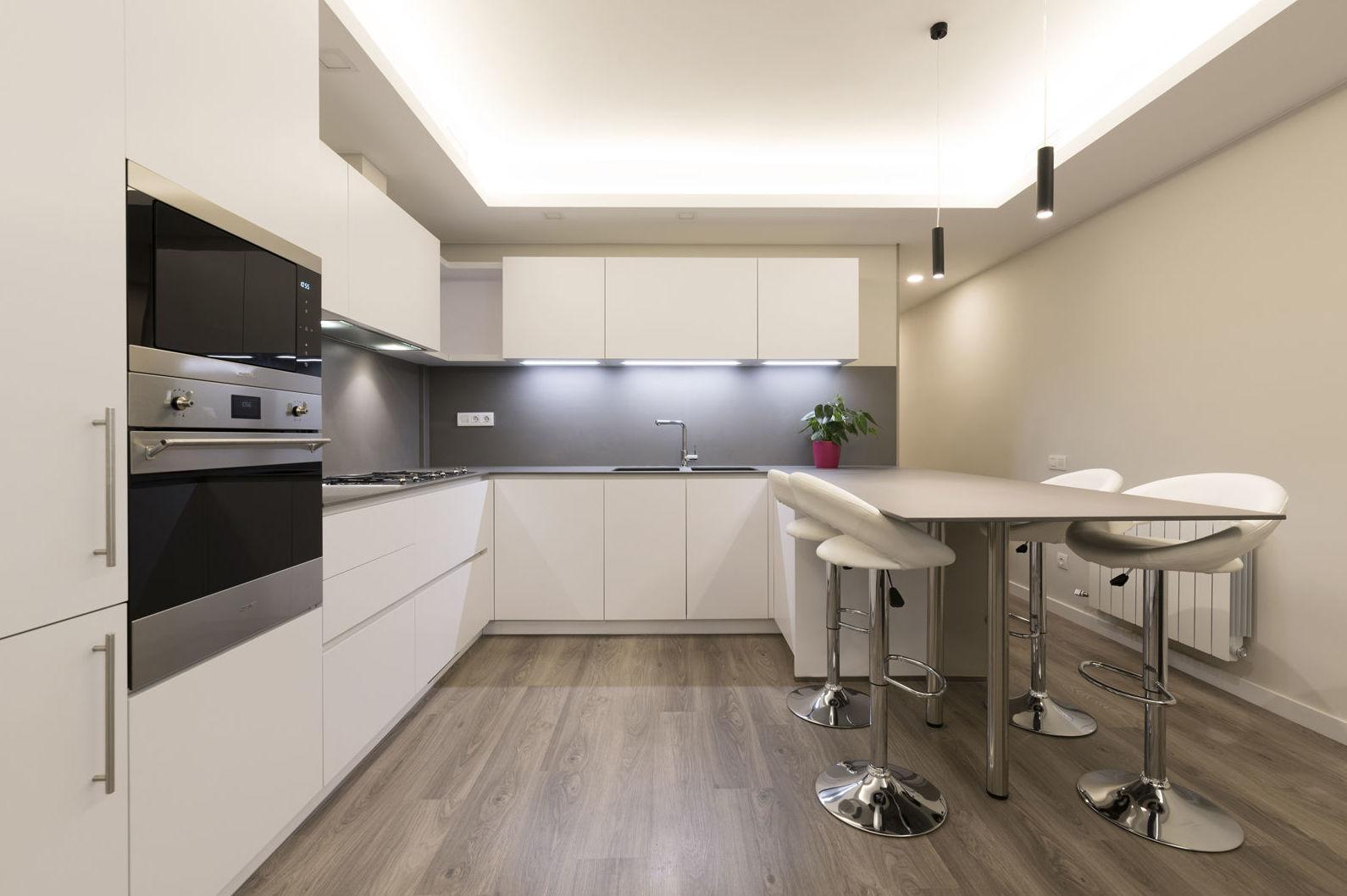 Diseño de cocinas: Servicios de Bayeltecnics Design