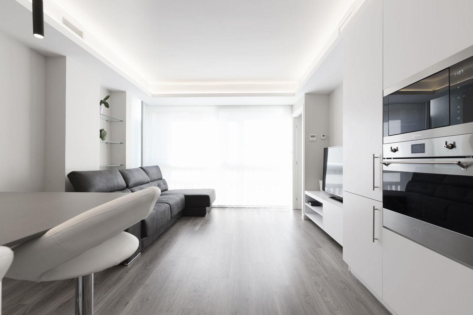 Proyectos de interiorismo en exaimple Barcelona