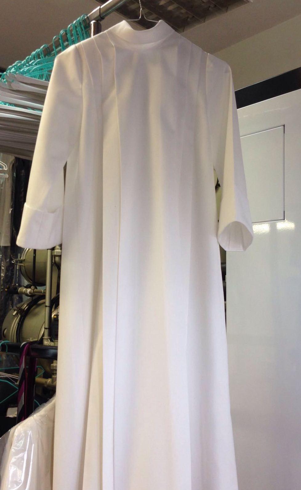 limpieza tunicas de comunion