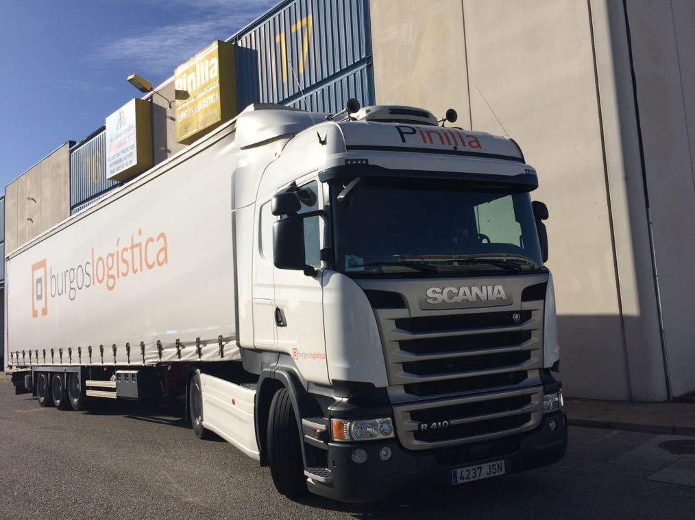Agencia de transportes Burgos