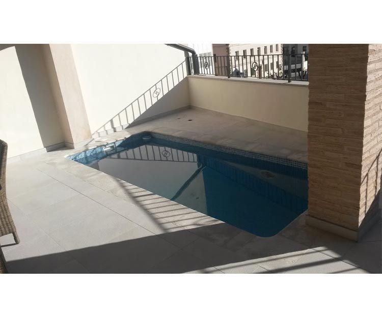 Construcción de piscinas en Teruel