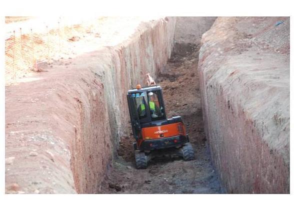 Excavaciones: Nuestros servicios de Hijos de Miguel Serra
