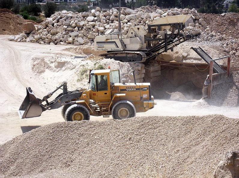 Excavaciones Serra - Áridos