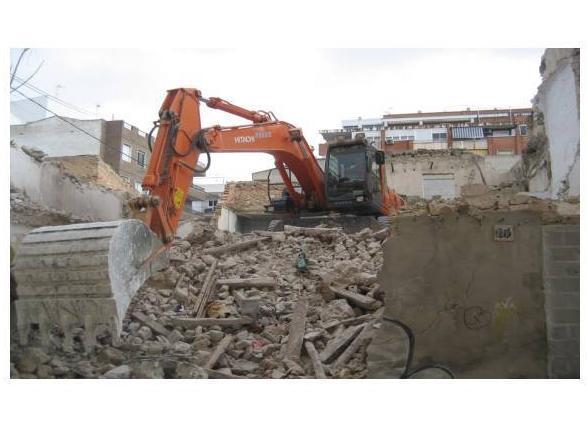 Demoliciones: Nuestros servicios de Hijos de Miguel Serra