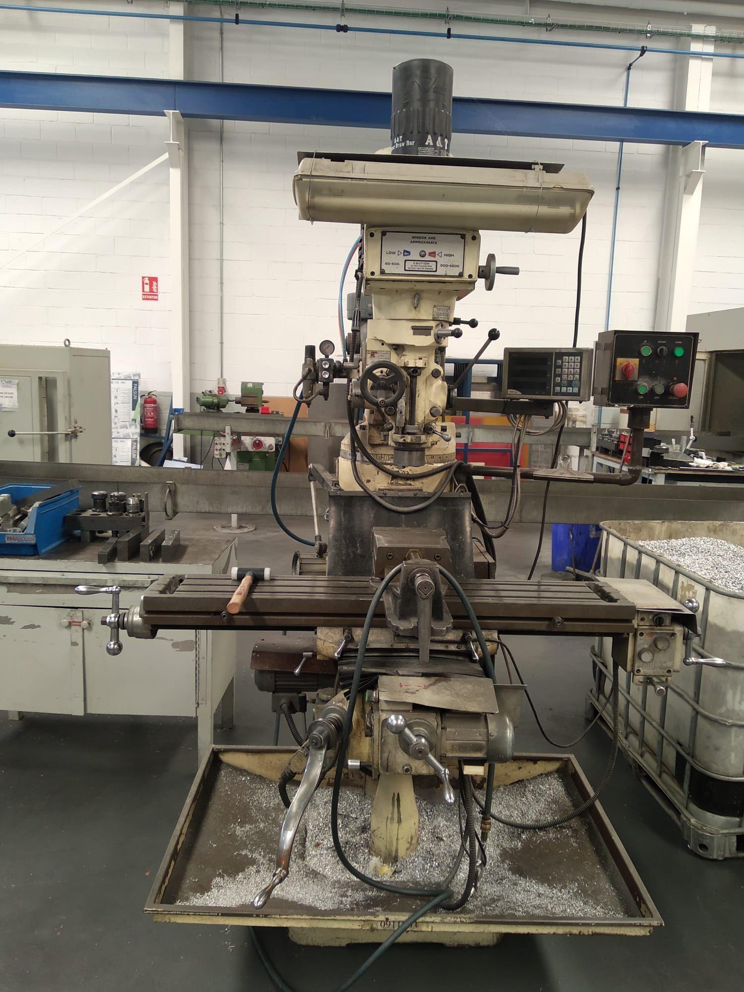 Foto 5 de Mecanizados en CHICLANA DE LA FRONTERA | GMB Inducción, S.L.