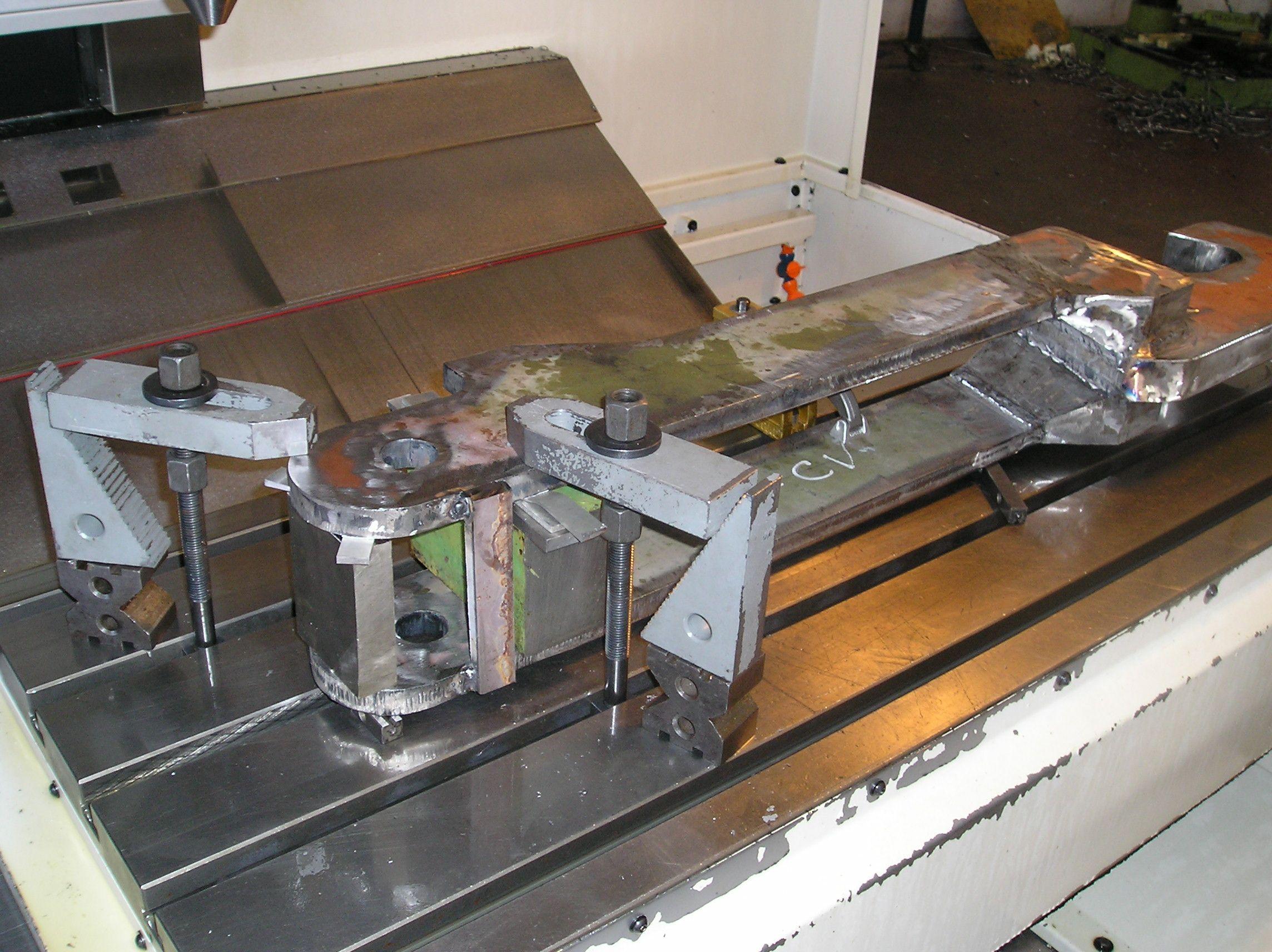 Foto 4 de Mecanizados en CHICLANA DE LA FRONTERA | GMB Inducción, S.L.