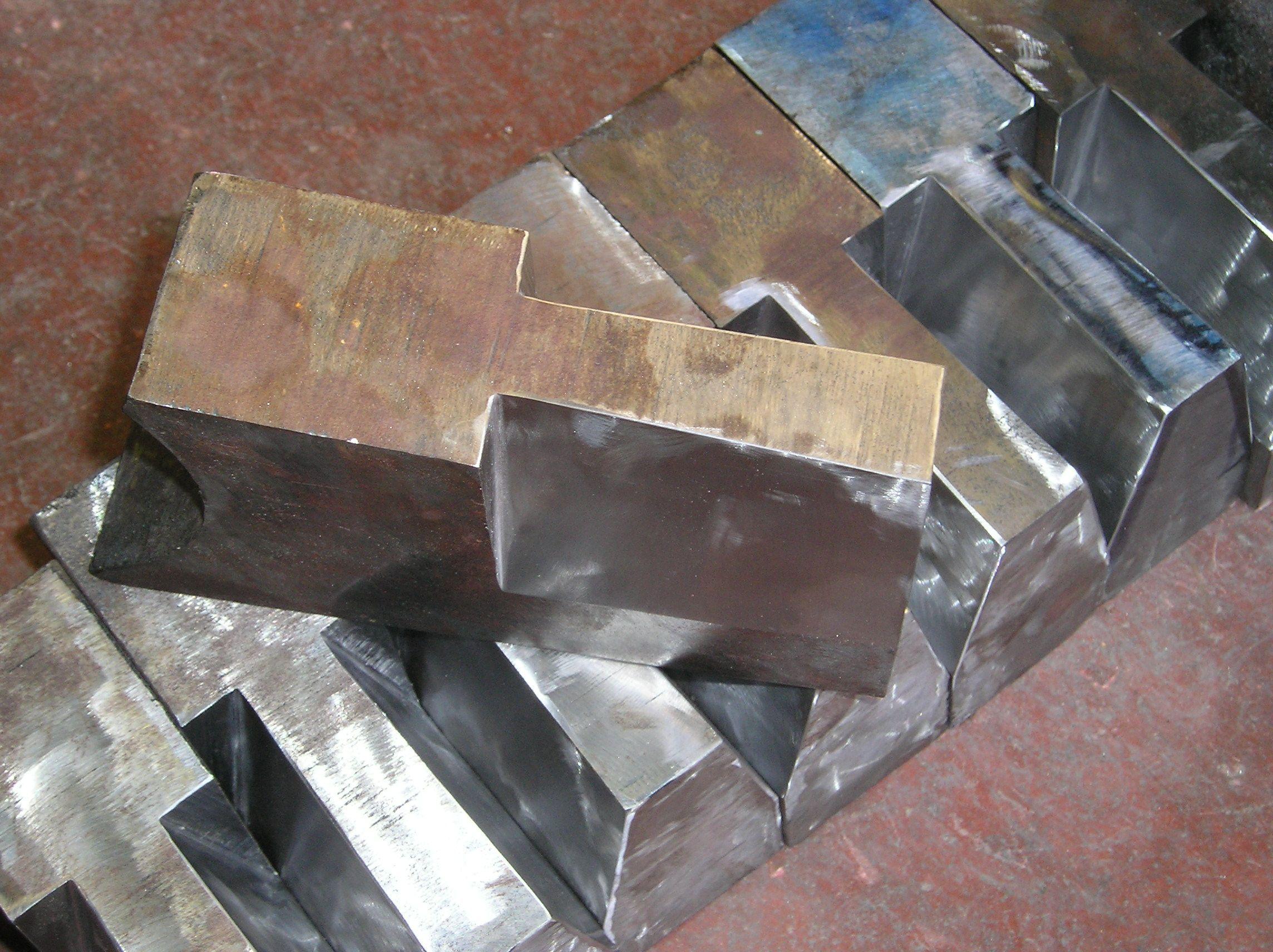 Foto 3 de Mecanizados en CHICLANA DE LA FRONTERA | GMB Inducción, S.L.