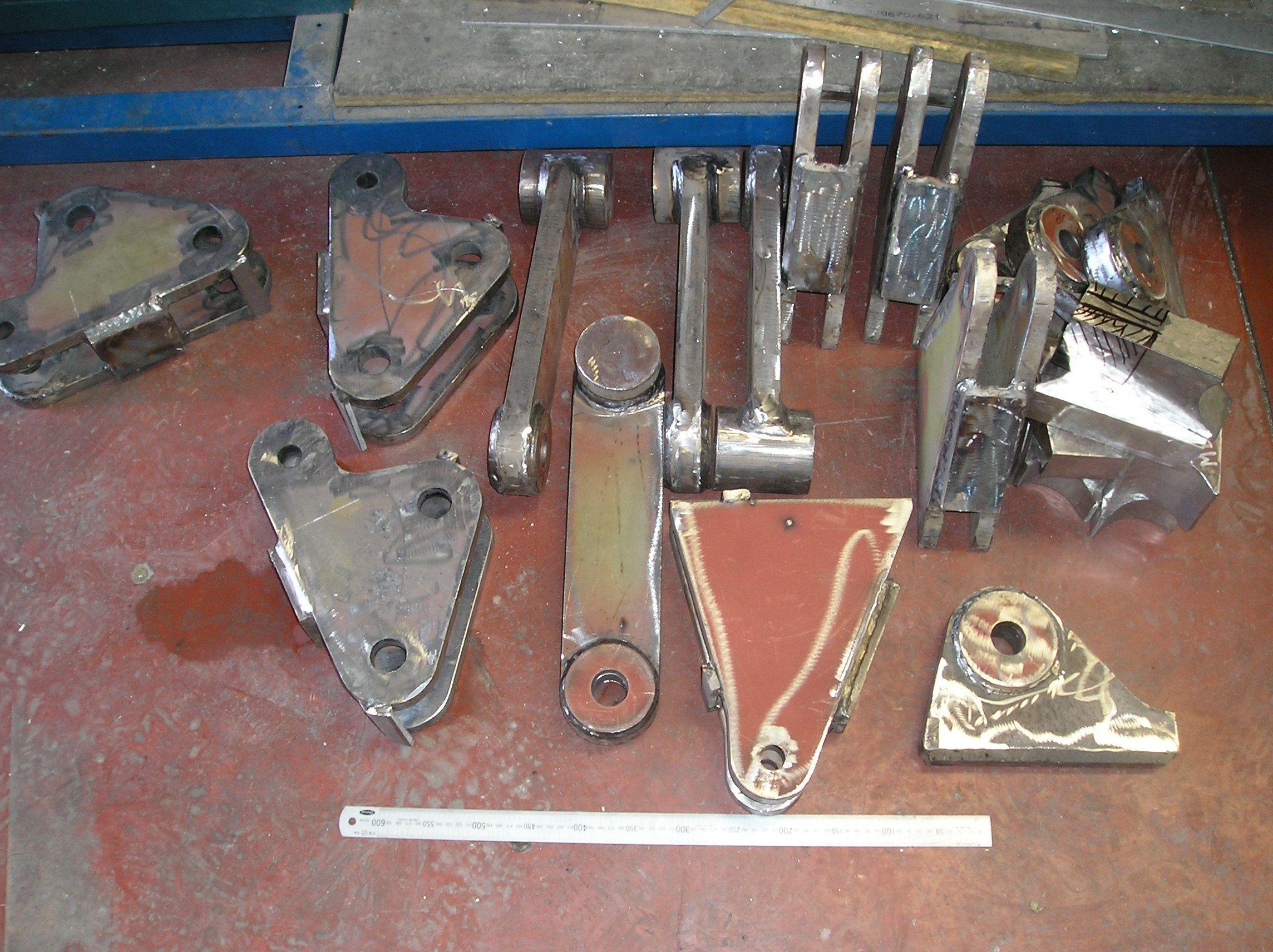 Foto 6 de Mecanizados en CHICLANA DE LA FRONTERA | GMB Inducción, S.L.