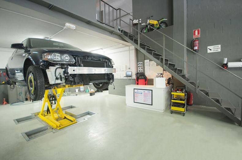 Mecánica Rapida: Servicios  de Talleres Grobas