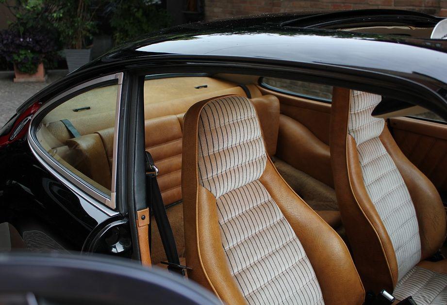 Restauración de asientos: Servicios de Car Wash Alcorcón 1