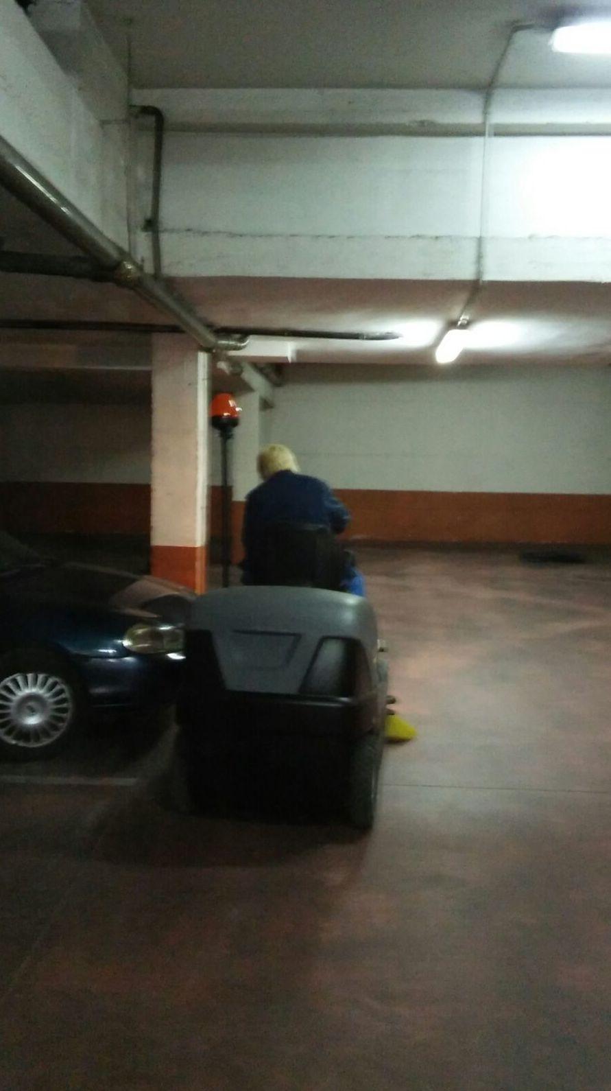 limpieza de garajes Oviedo