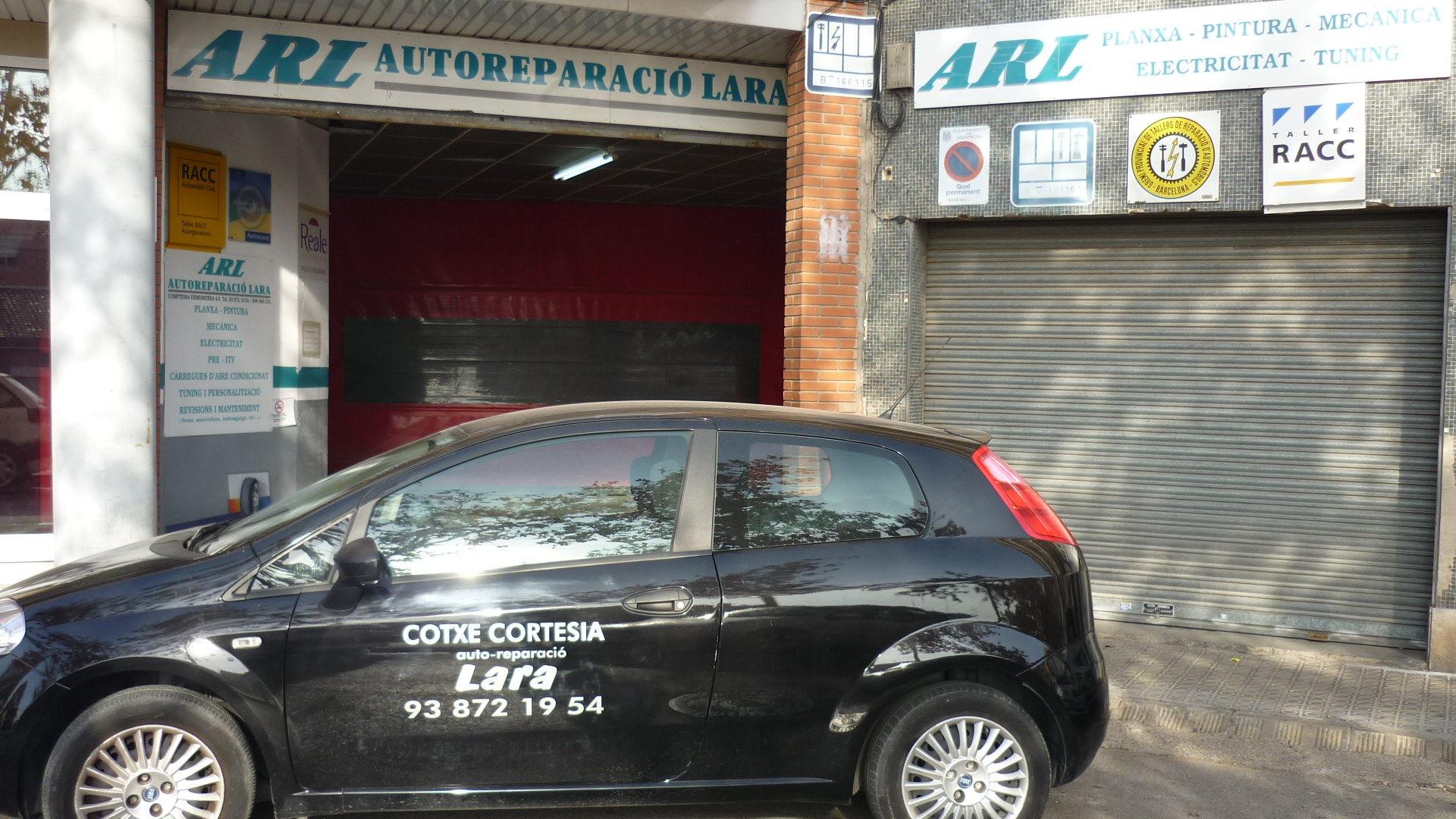 Foto 4 de Talleres de automóviles en Manresa | Autoreparació Lara