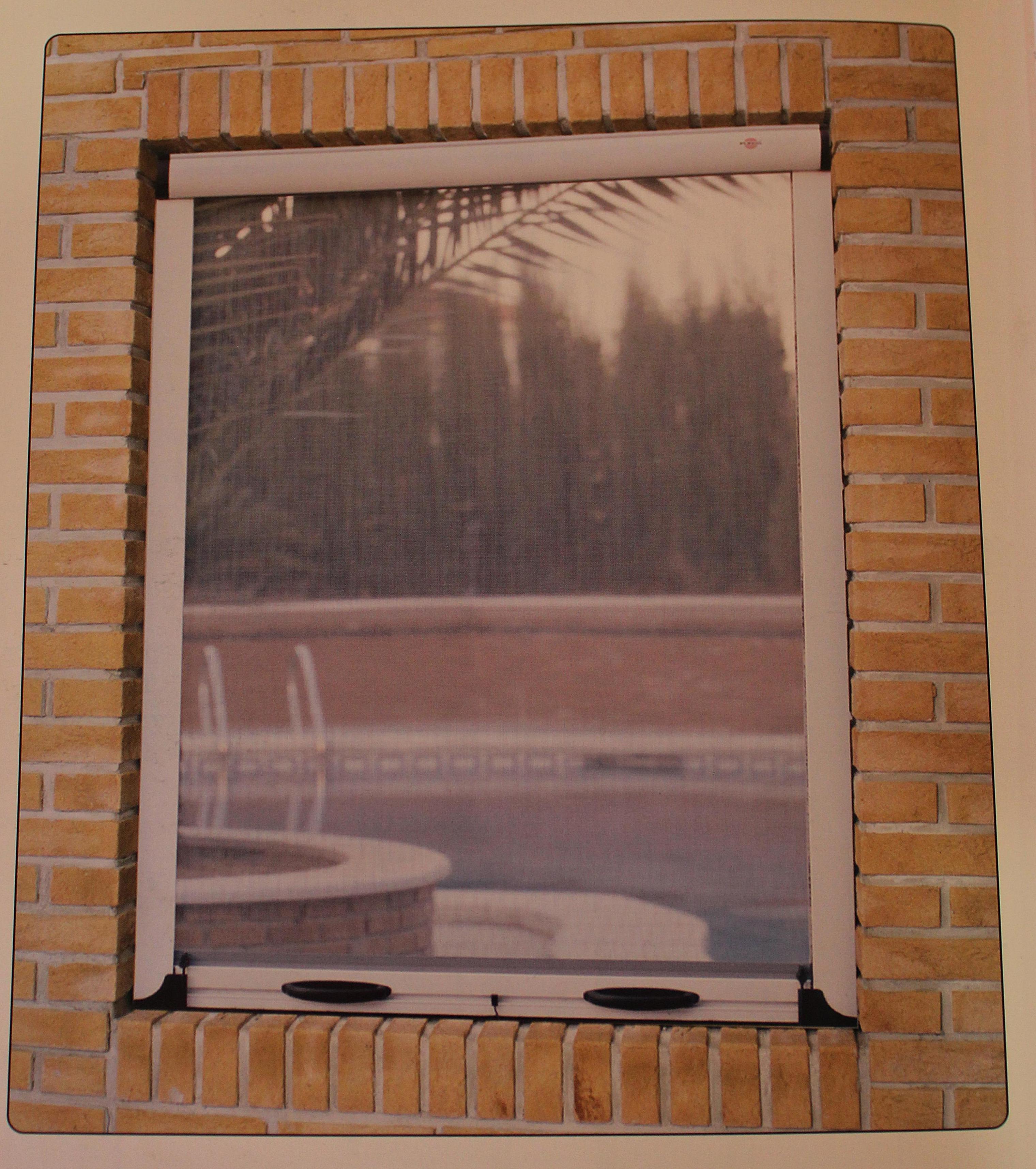 Mosquiteras. Confección de cortinas Tres Cantos.