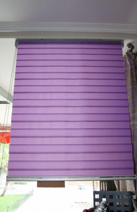 Estores. Confección de cortinas Tres Cantos.