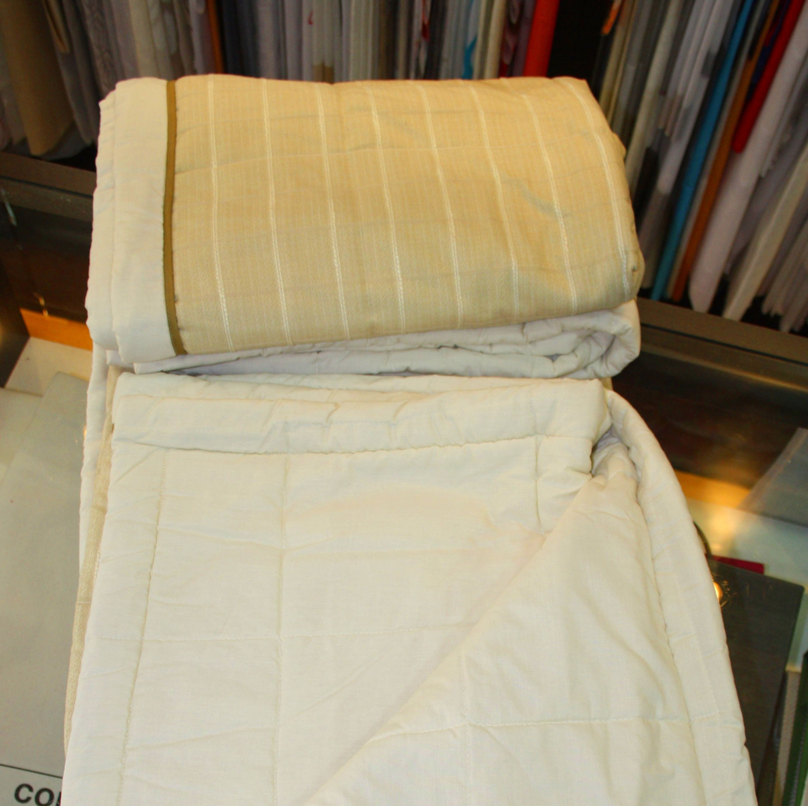Colcha beige bouti cama 90 cm.: Catálogo de La Cibeles