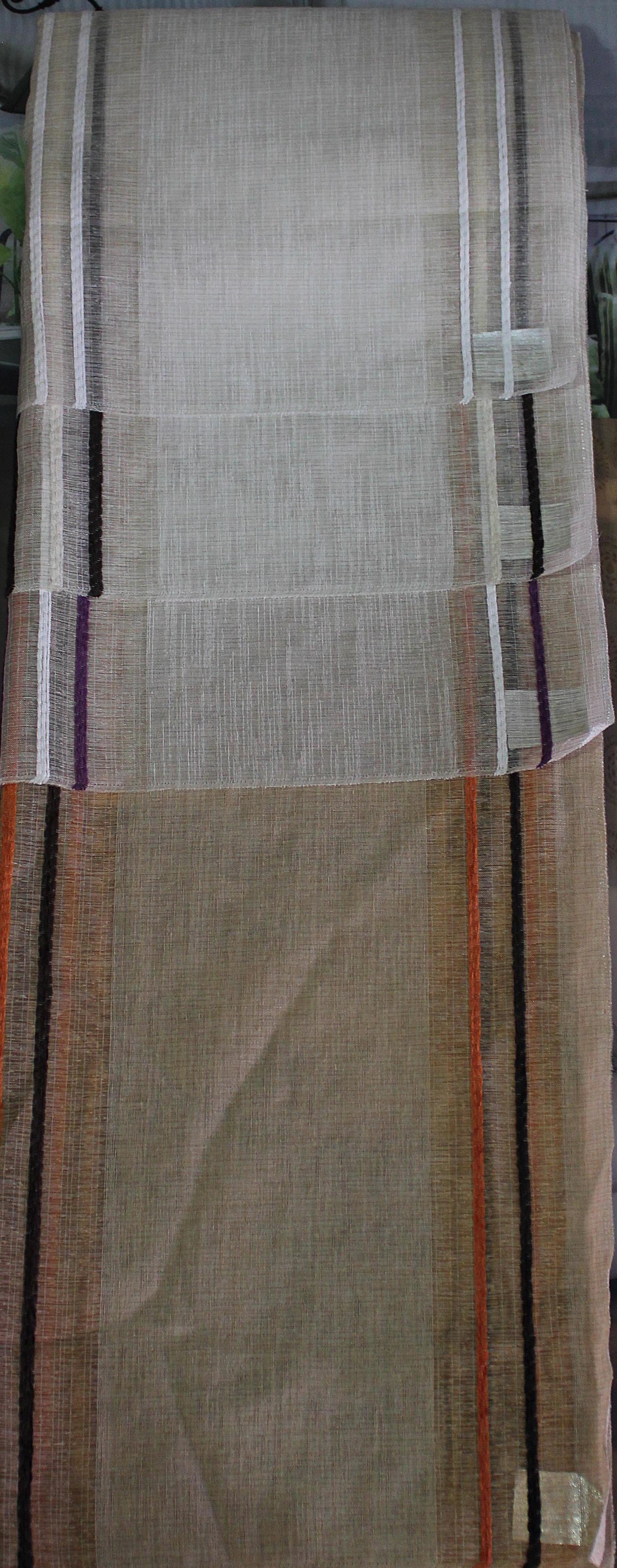 Tejidos rayas. Confección de cortinas Tres Cantos.