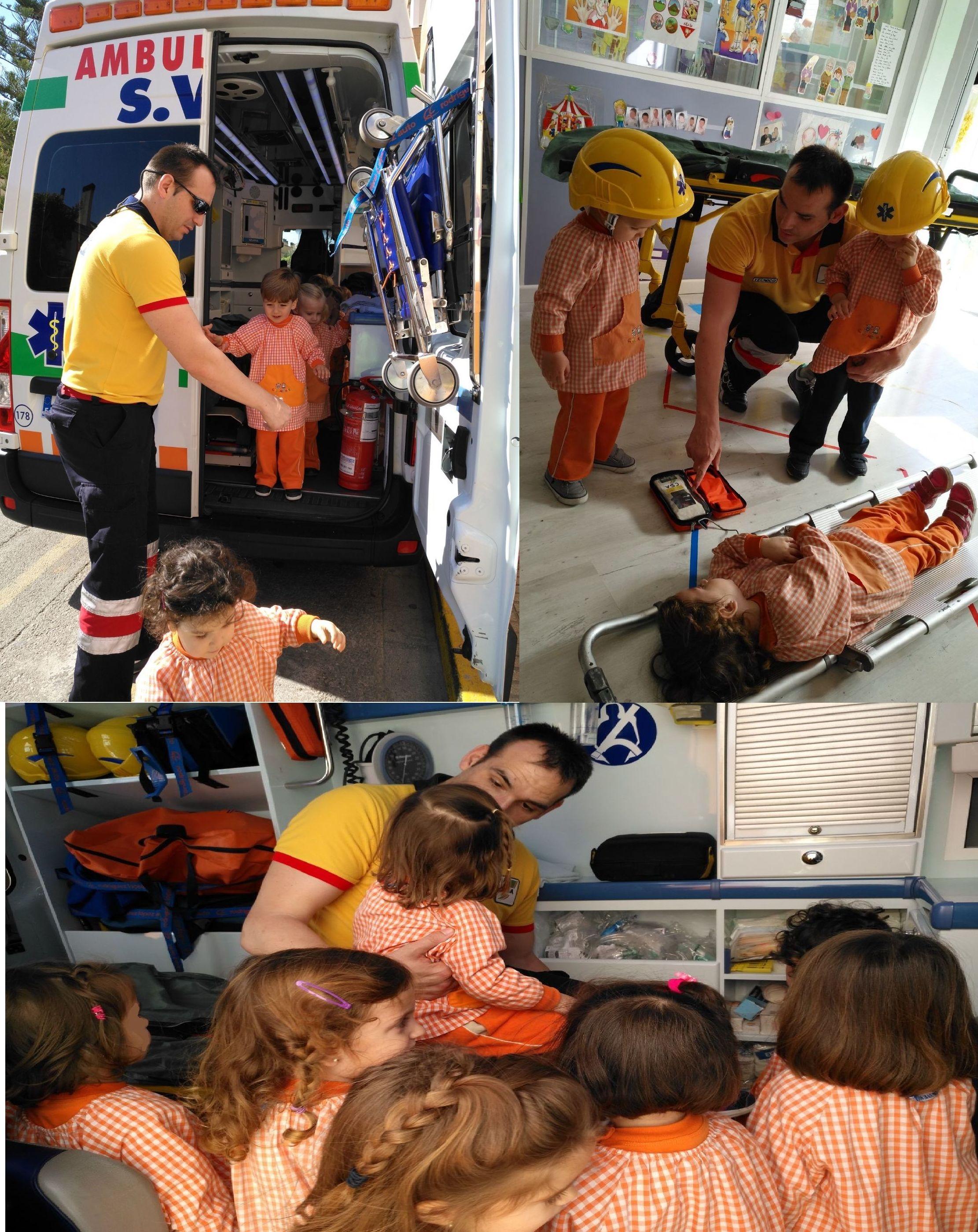Simulacro de emergencias