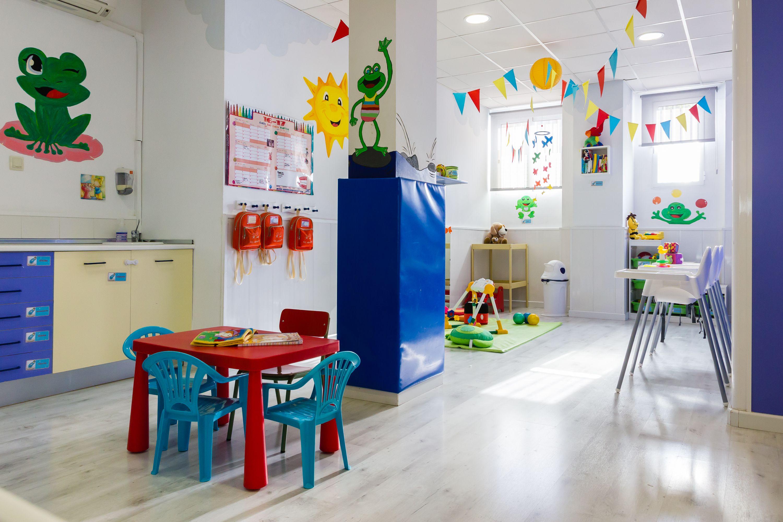 Foto 2 de Guarderías y Escuelas infantiles en  | Escuela Infantil Menuts