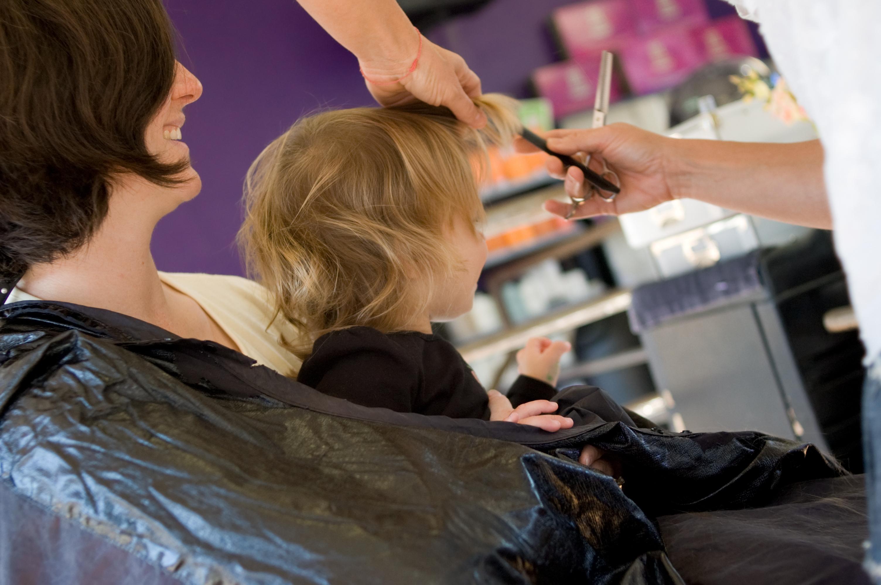 Servicio de peluqueria: Servicios  de Centro de Educación Infantil Menuts