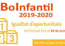 Bono infantil 2019