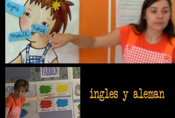 Idiomas inglés y alemán