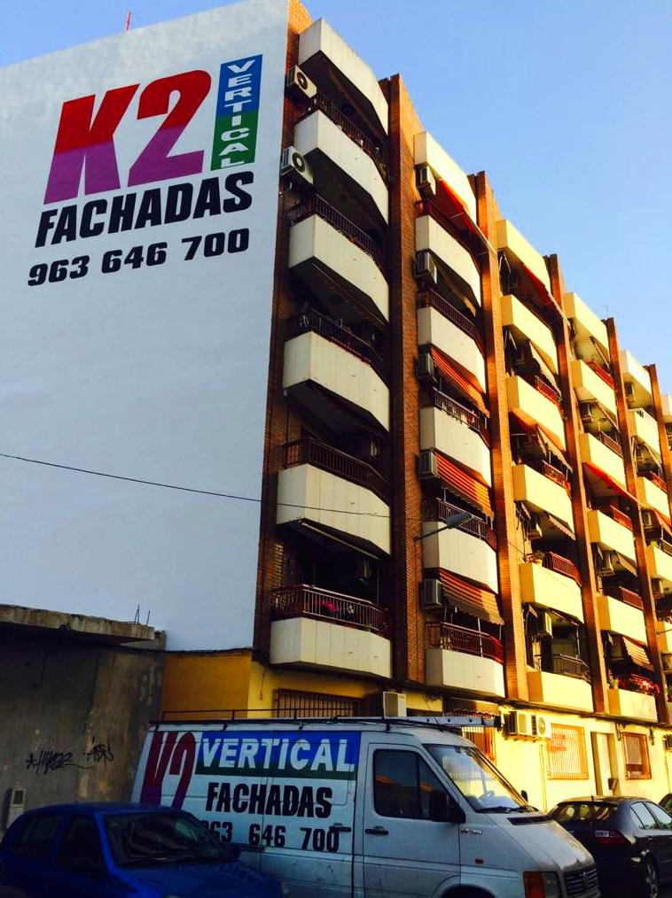 Foto 11 de Fachadas en  | K2 Vertical