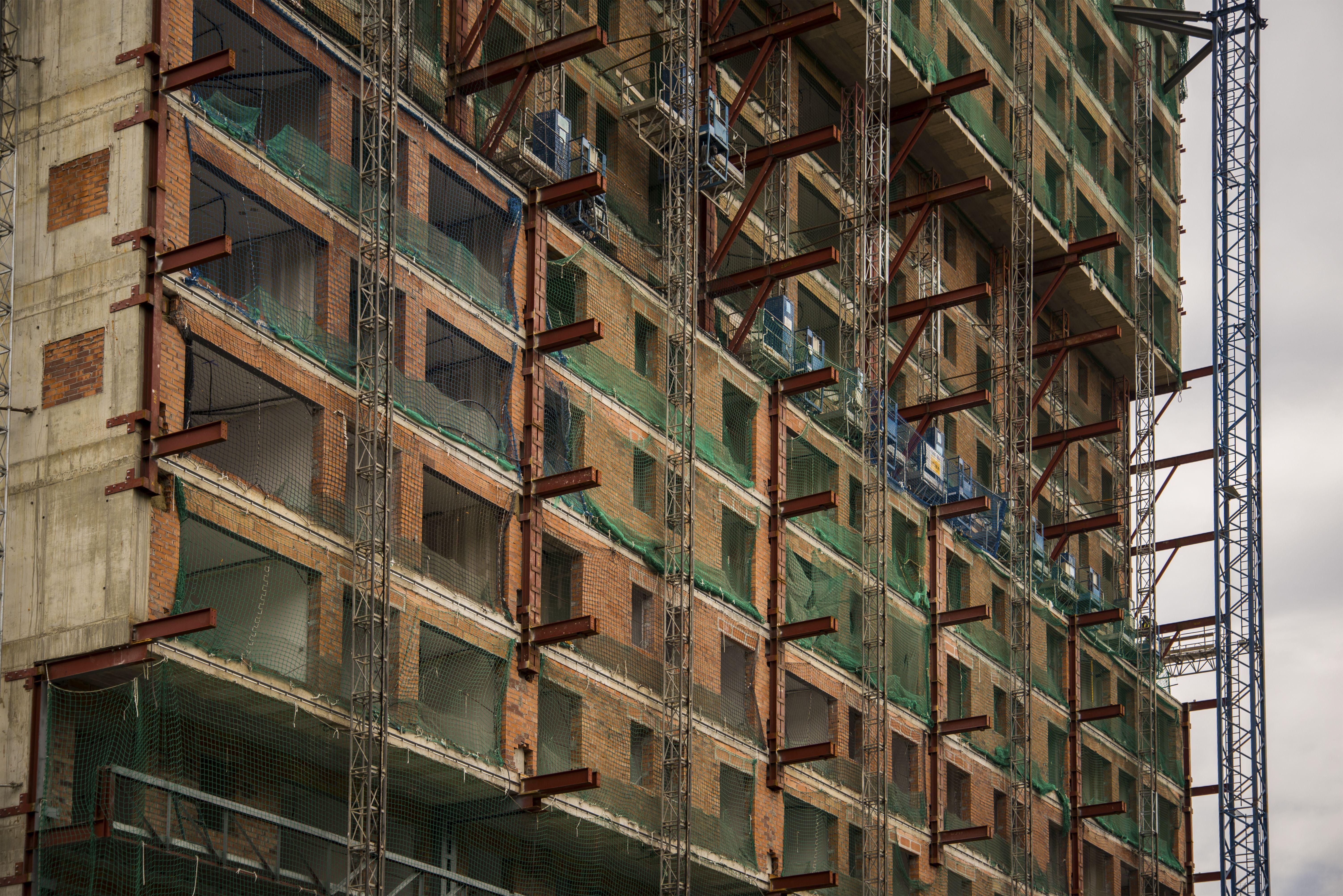 Fachadas: Servicios de Construcciones Teschez, S.L.