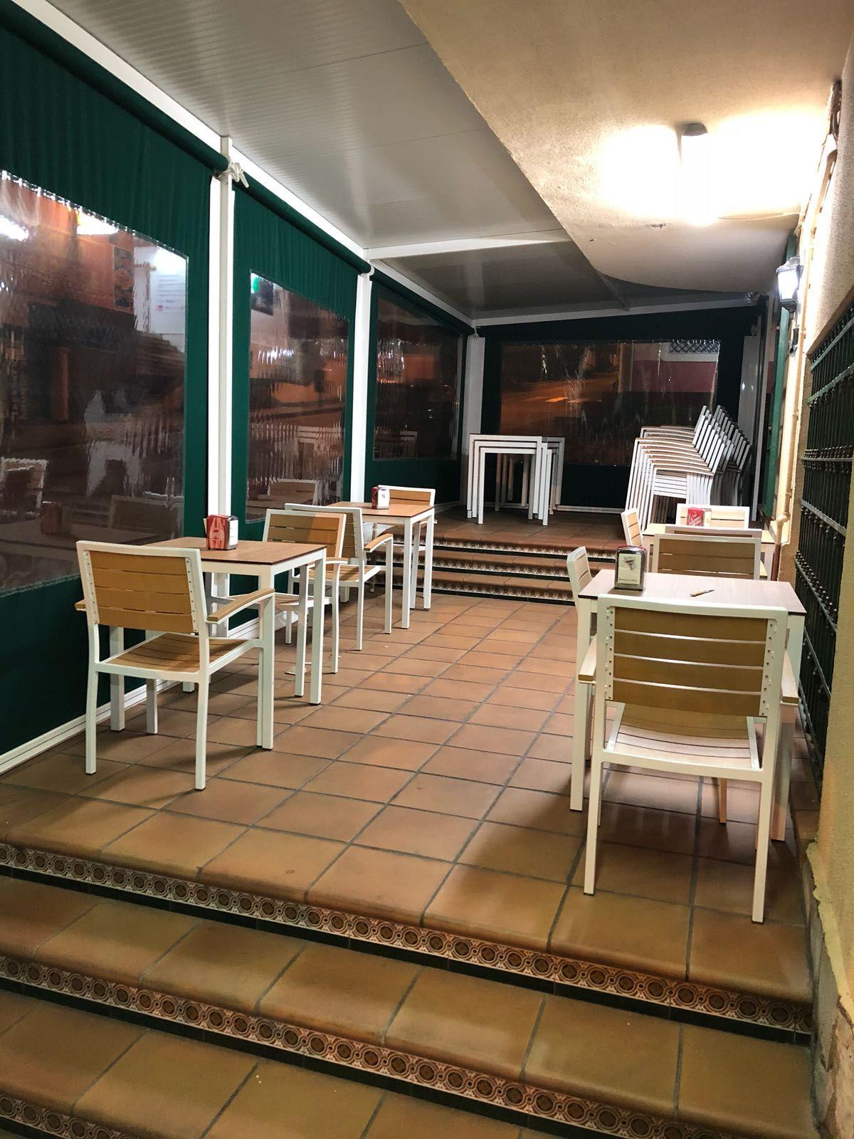 Restaurante de comida casera en Algeciras
