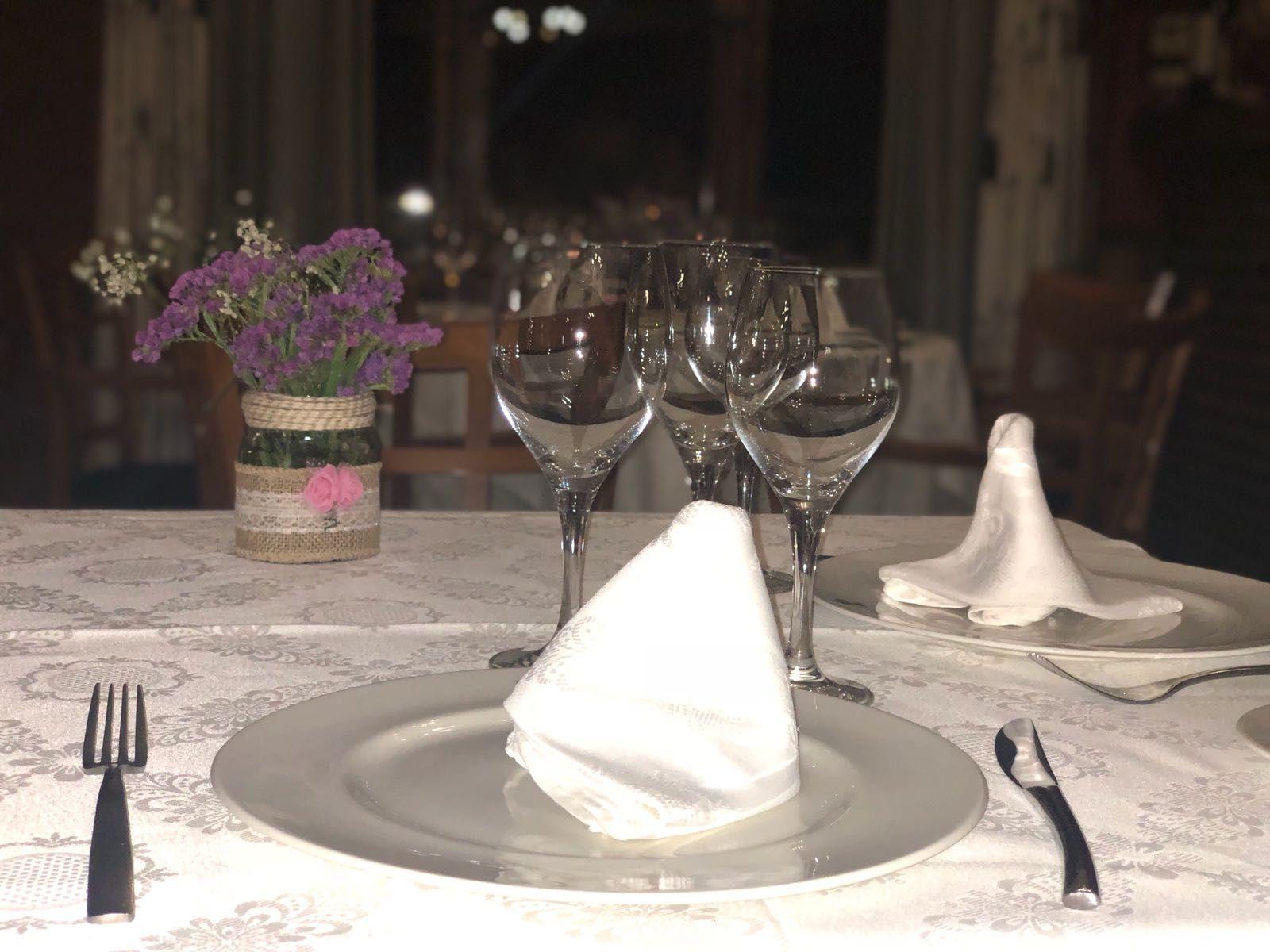 Restaurante para celebraciones en Algeciras