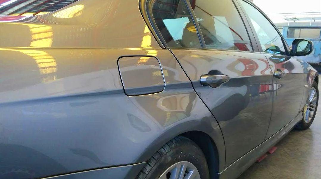 CHAPA PINTURA EXPERTA BMW VALDEMORO