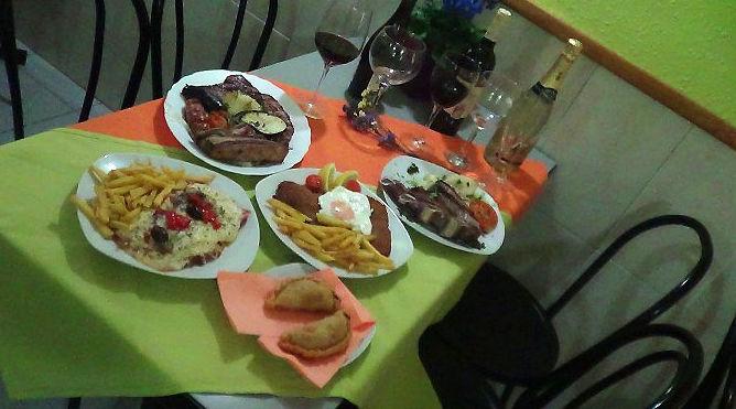 Restaurante con menú cerca de la Sagrada Familia de Barcelona