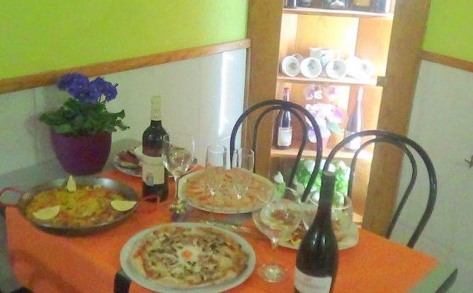 Menús: Servicios de Pizzería Vilaret