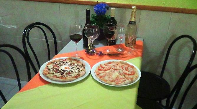 Restaurante italiano en la zona de la Sagrada Familia