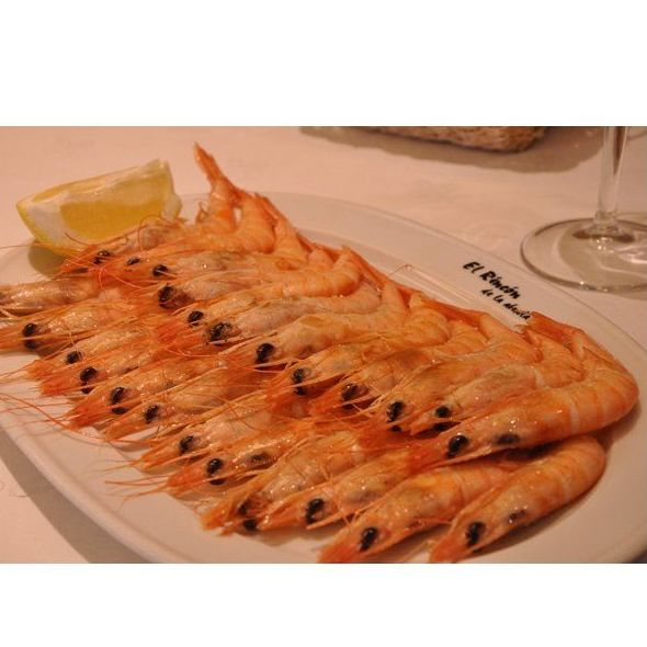 Mariscos : Carta  de El Rincón de la Abuela - Restaurante Marisquería