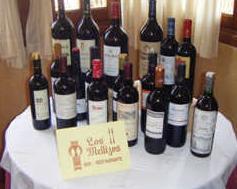 Carta de vinos: Nuestra Cocina de Bar Restaurante Los Mellizos