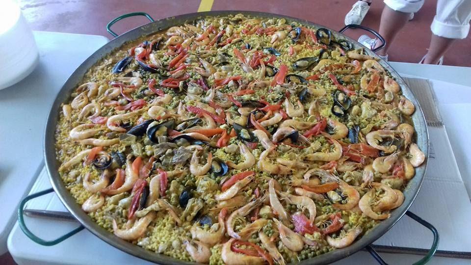 Frutos del mar: Nuestra Cocina de Bar Restaurante Los Mellizos