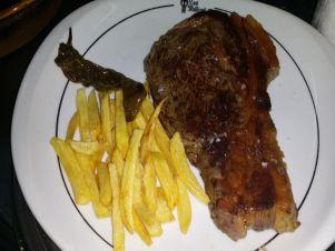 Carnes: Nuestra Cocina de Bar Restaurante Los Mellizos