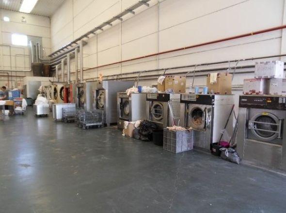 Lavandería para empresas en Madrid