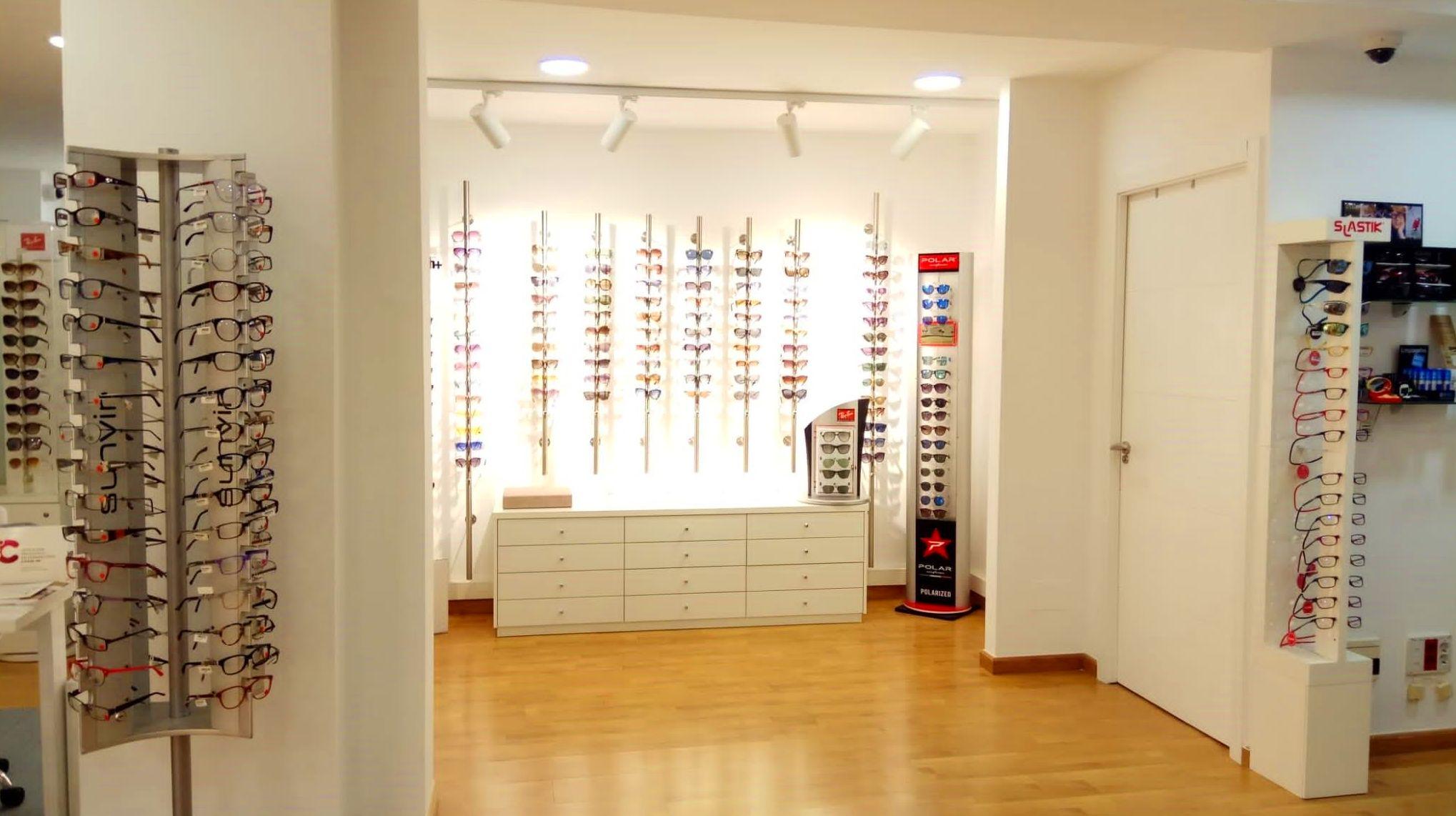 Foto 5 de Ópticas en Vigo | ÓPTICA PRISMALEN             Nº reg. sanitario: E-36-000 230