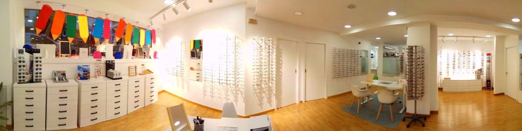 Foto 3 de Ópticas en Vigo | ÓPTICA PRISMALEN             Nº reg. sanitario: E-36-000 230