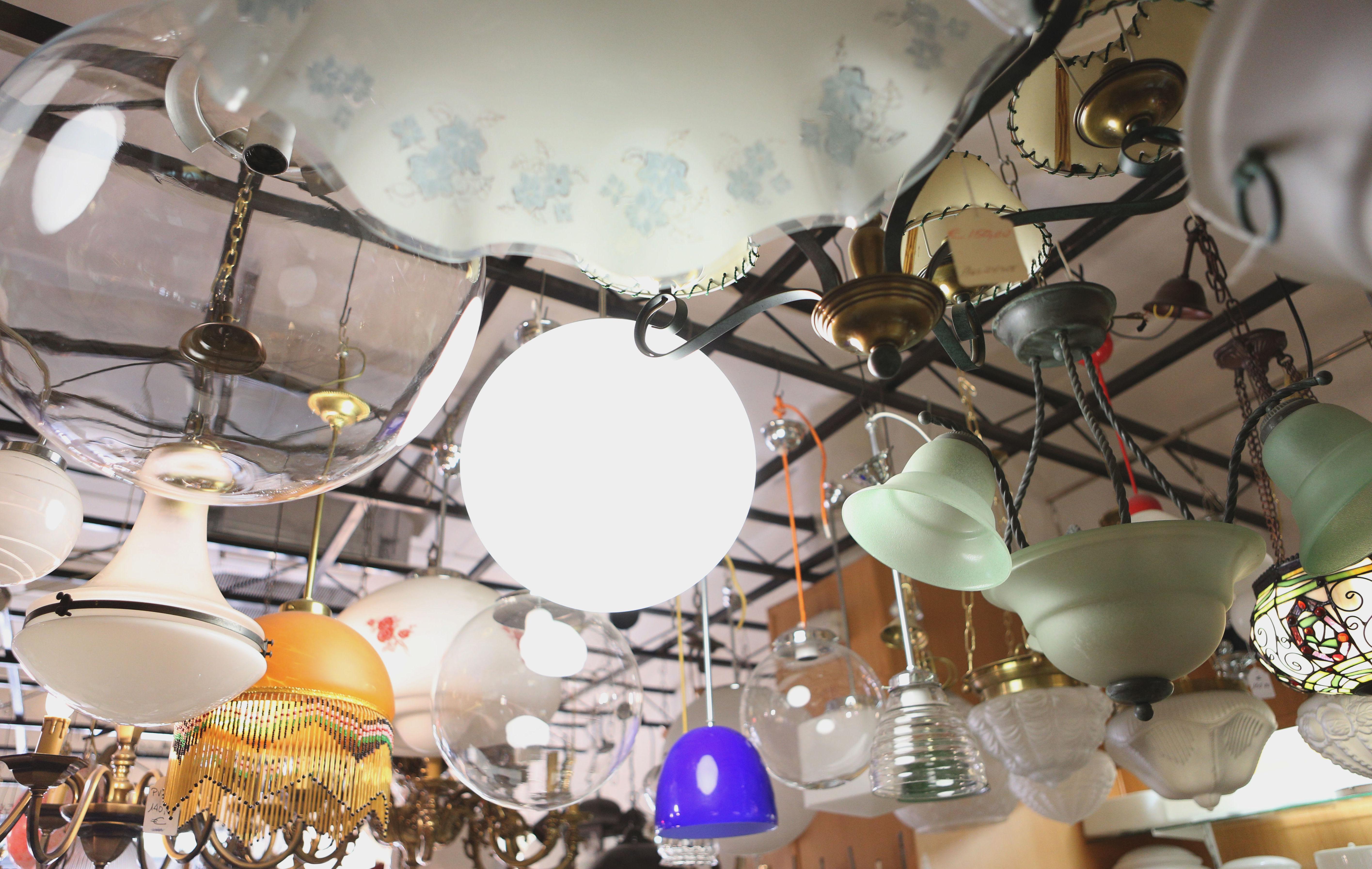 Lámparas Ludory en Madrid