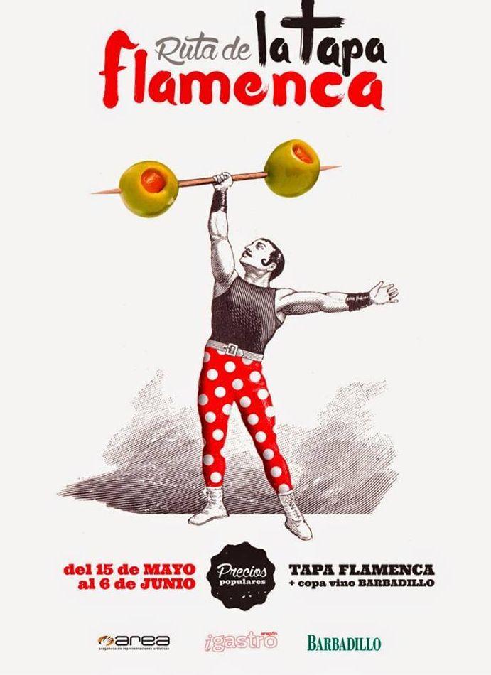 Ruta de la tapa flamenca en Zaragoza