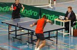 Mesas de ping - pong